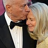 Alan Arkin and Suzanne Arkin