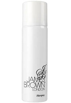 Product Review: James Brown London Hairspray