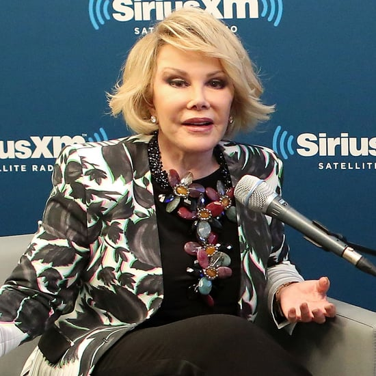 Joan Rivers Hospitalised