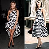 Polka Dots Just Scream Elegance and Femininity