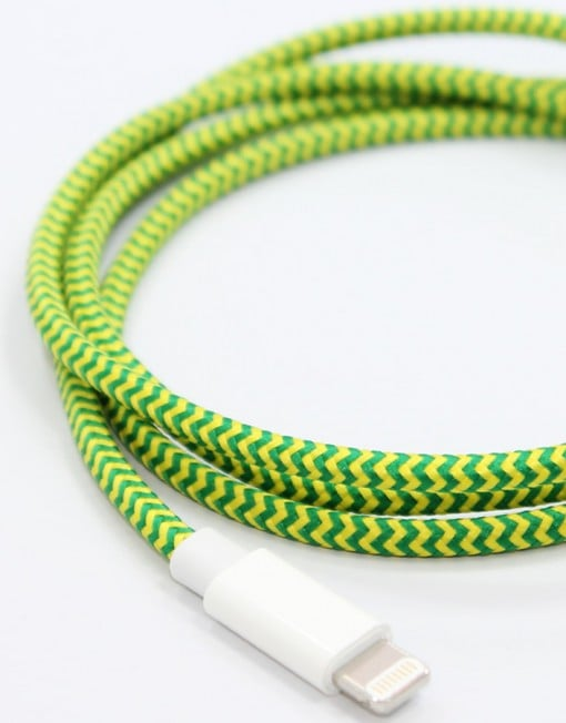 Florescent Collective Cable
