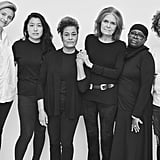 The women of The Unprison Project posing with Gloria Steinem.
