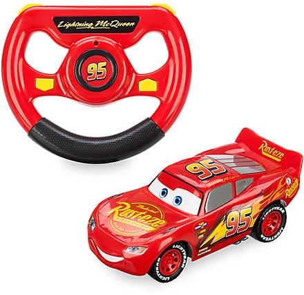 Disney Lightning McQueen Remote Control Vehicle — Cars 3
