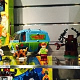 Lego <b>Scooby-Doo</b> Mystery Machine