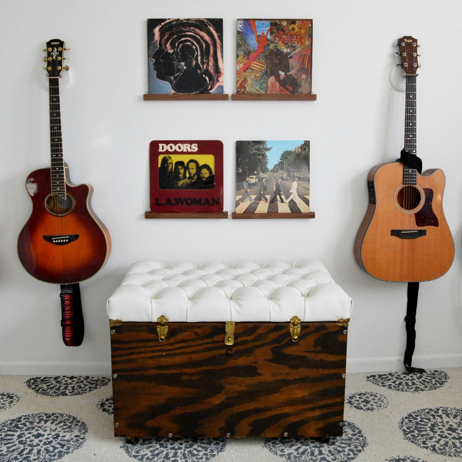 How to build a storage ottoman - Share This Link