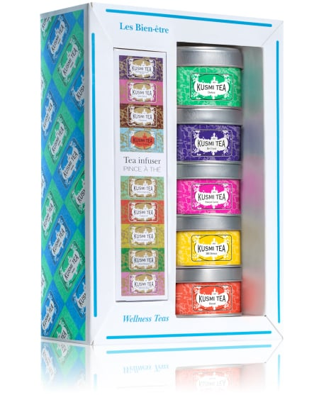 Kusmi Tea Paris Wellness Tea Gift Set