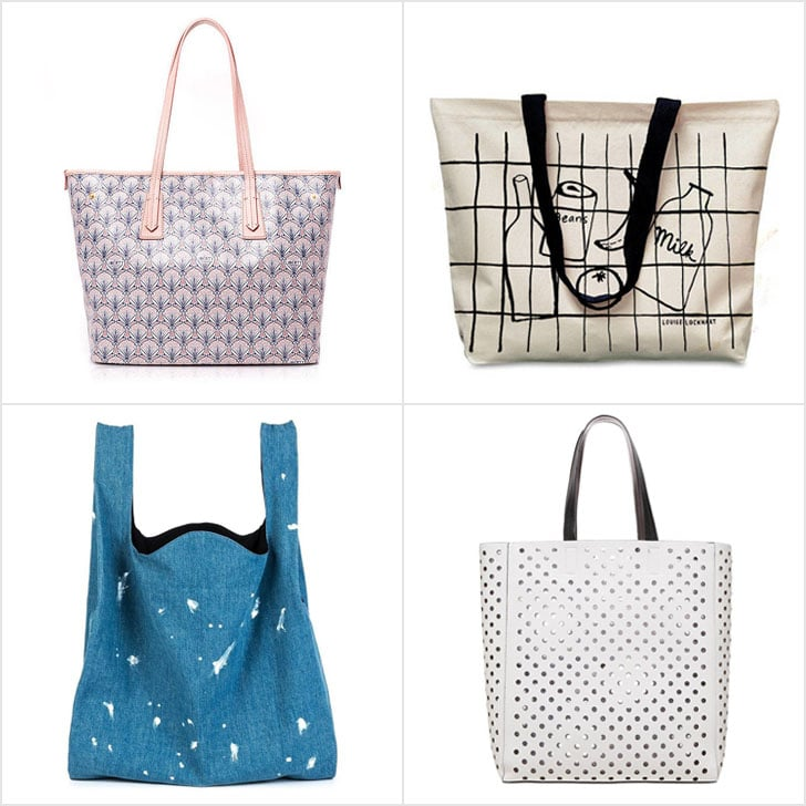 The Top Shopping and Tote Bags For Your Weekly Shop