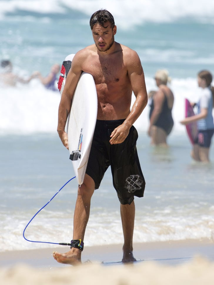 Who is liam payne dating in Australia