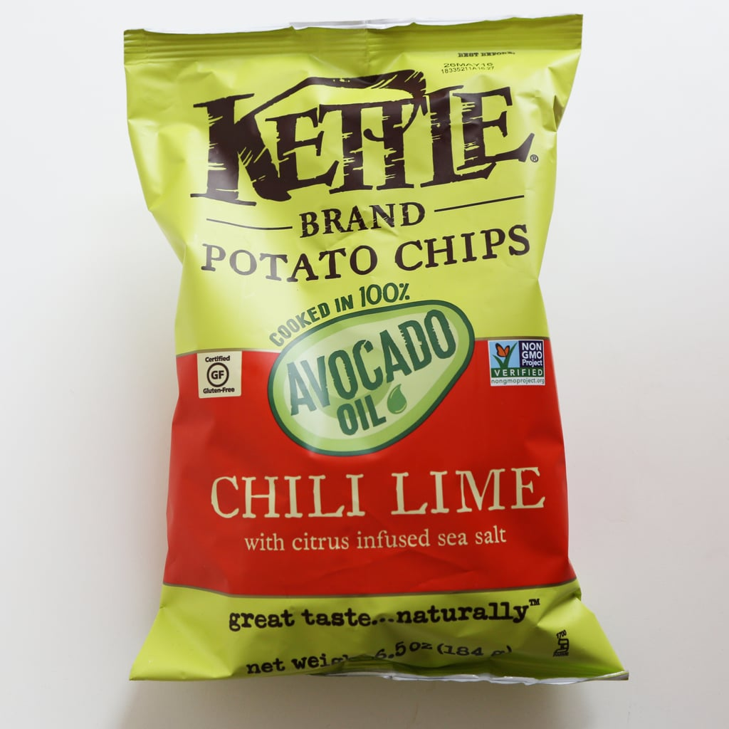 Kettle Brand Potato Chips: Chili Lime Cooked in Avocado Oil