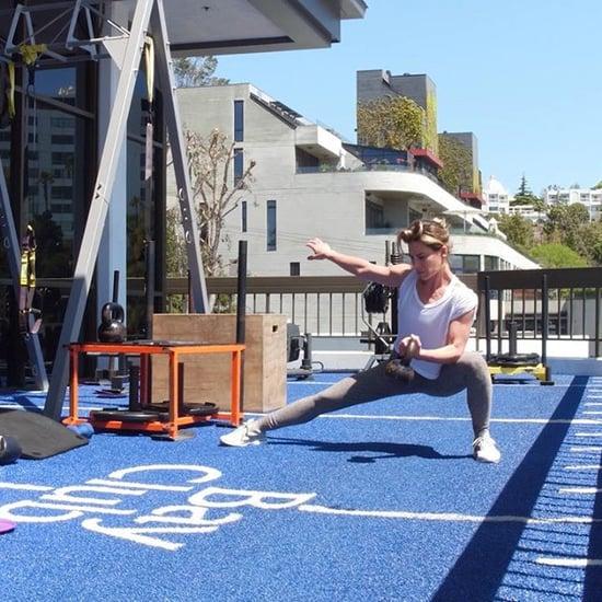 Jillian Michaels Kettlebell Butt Workout