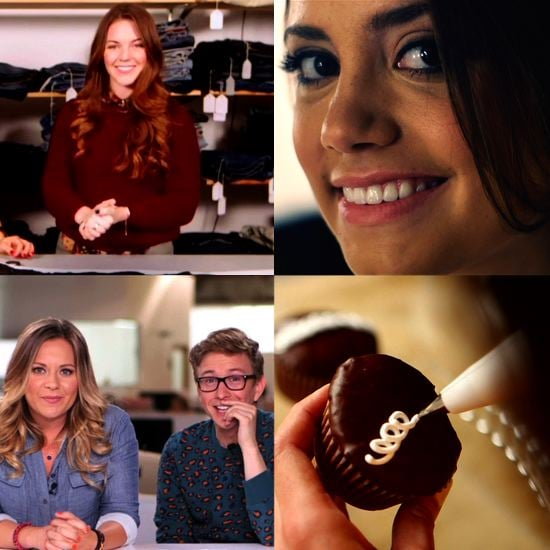 POPSUGAR Girls' Guide Videos | April 22-28, 2013
