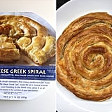 Pick Up: Five Cheese Greek Spiral ($4)