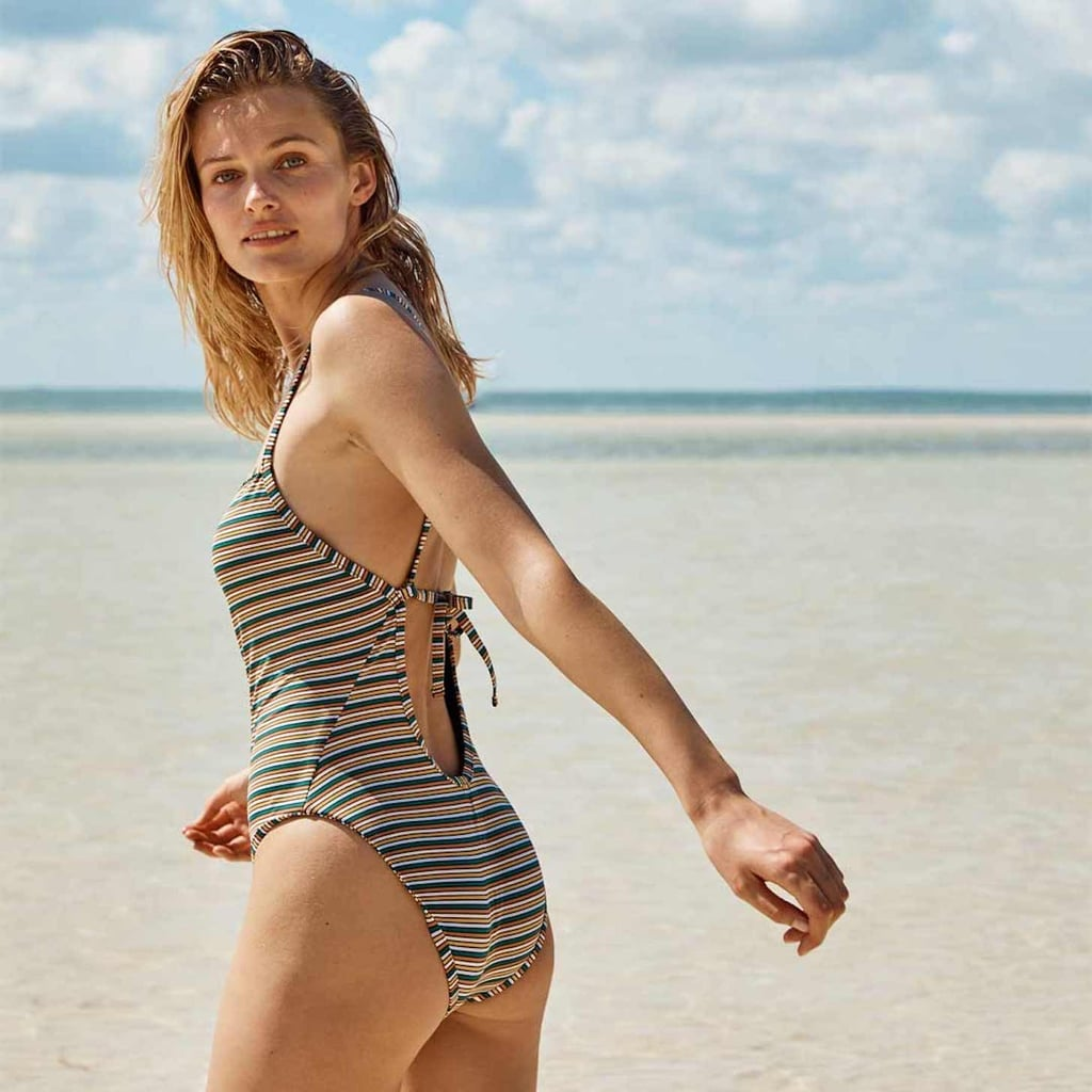 Madewell Second Wave Swim Collection 2019