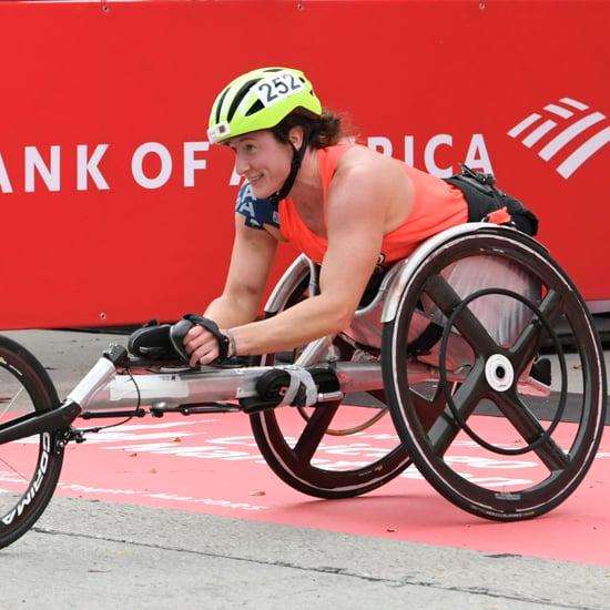 Watch Tatyana McFadden Win 2021 Chicago Marathon, 2nd Boston