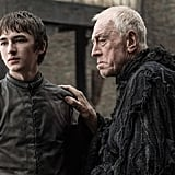 Theory: Will Bran Warg Into Viserion?