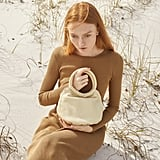 She'll love the easy shape and color of Ceri Hoover's Clair Leather Pouch ($258).