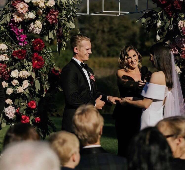 Georgia Love Wedding Celebrant