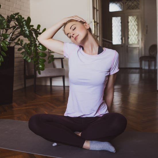 10-Minute Yoga Practice to Help Ease Ringing in Your Ears