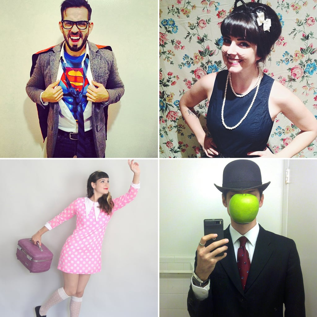 halloween costumes appropriate for work popsugar career and finance - Simple And Creative Halloween Costumes