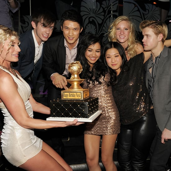 Glee Stars Honor Naya Rivera on Her 34th Birthday