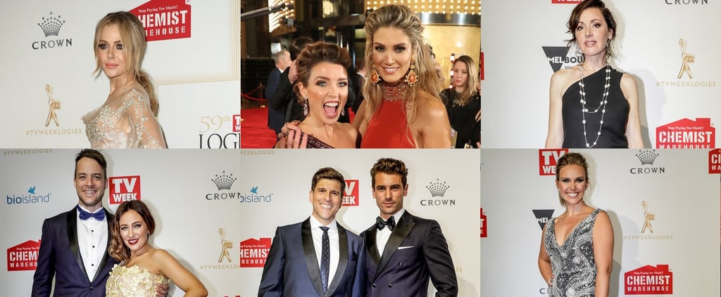 Relive Every Celebrity Arrival on the 2017 Logies Red Carpet