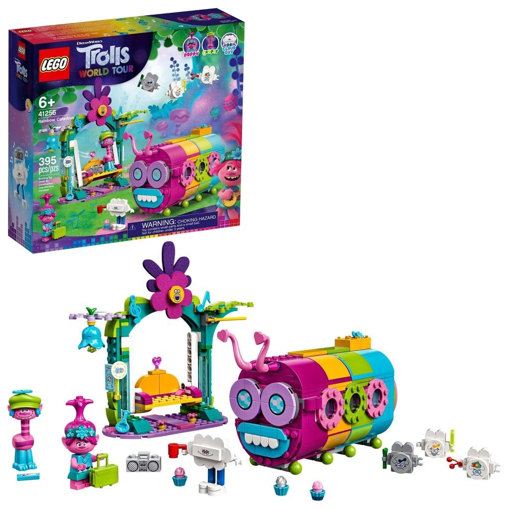 Lego Trolls World Tour Rainbow Caterbus Set