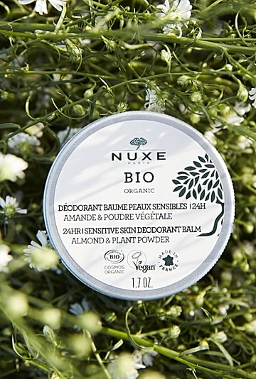 """Nuxe's New """"Waterless"""" Bio Organic Products Review"""