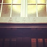When Karlie Kloss landed in Paris, her first stop was Alaïa — wouldn't yours be? Source: Instagram user karliekloss