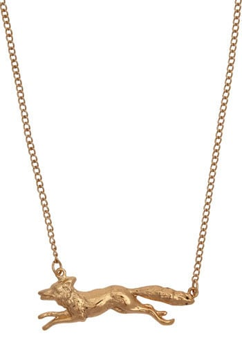 ModCloth A Certain Sly Necklace ($15)