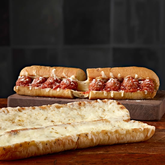 Subway Cheesy Garlic Bread