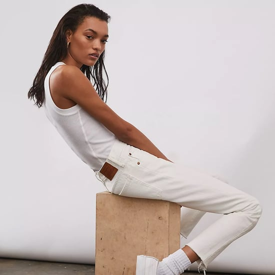 The Best-Rated White Jeans For Women in 2021