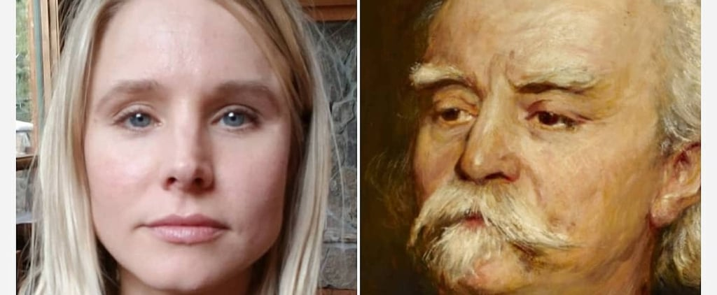 Celebs Are Sharing Their Google Arts & Culture Face Matches, and Oh My Gosh