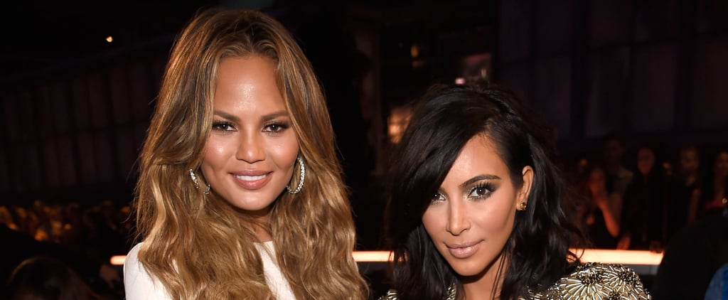 Kim Kardashian and Chrissy Teigen Tweets About Kanye West