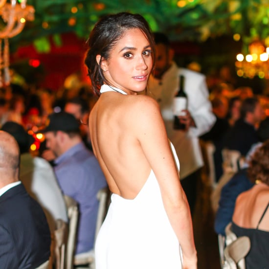 Meghan Markle's First Wedding Dress