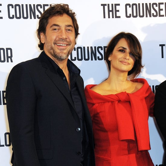 Penelope Cruz and Javier Bardem in London