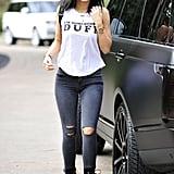 Kylie Jenner's DUFF Shirt