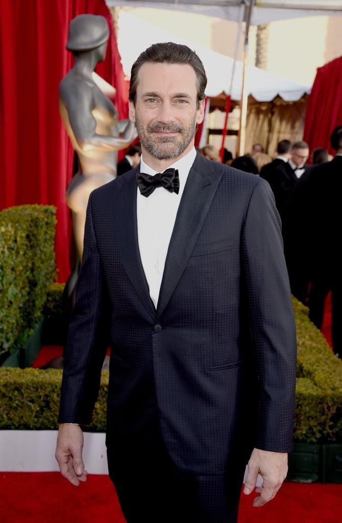 Mad Men Cast at the SAG Awards 2016