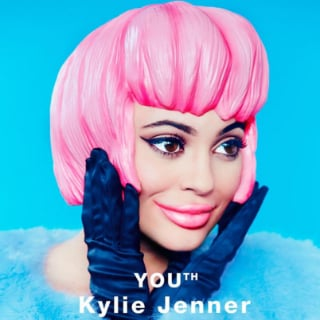 Kylie Jenner's Paper Magazine Cover April 2016