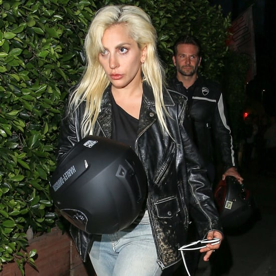 Lady Gaga and Bradley Cooper Out Together April 2016