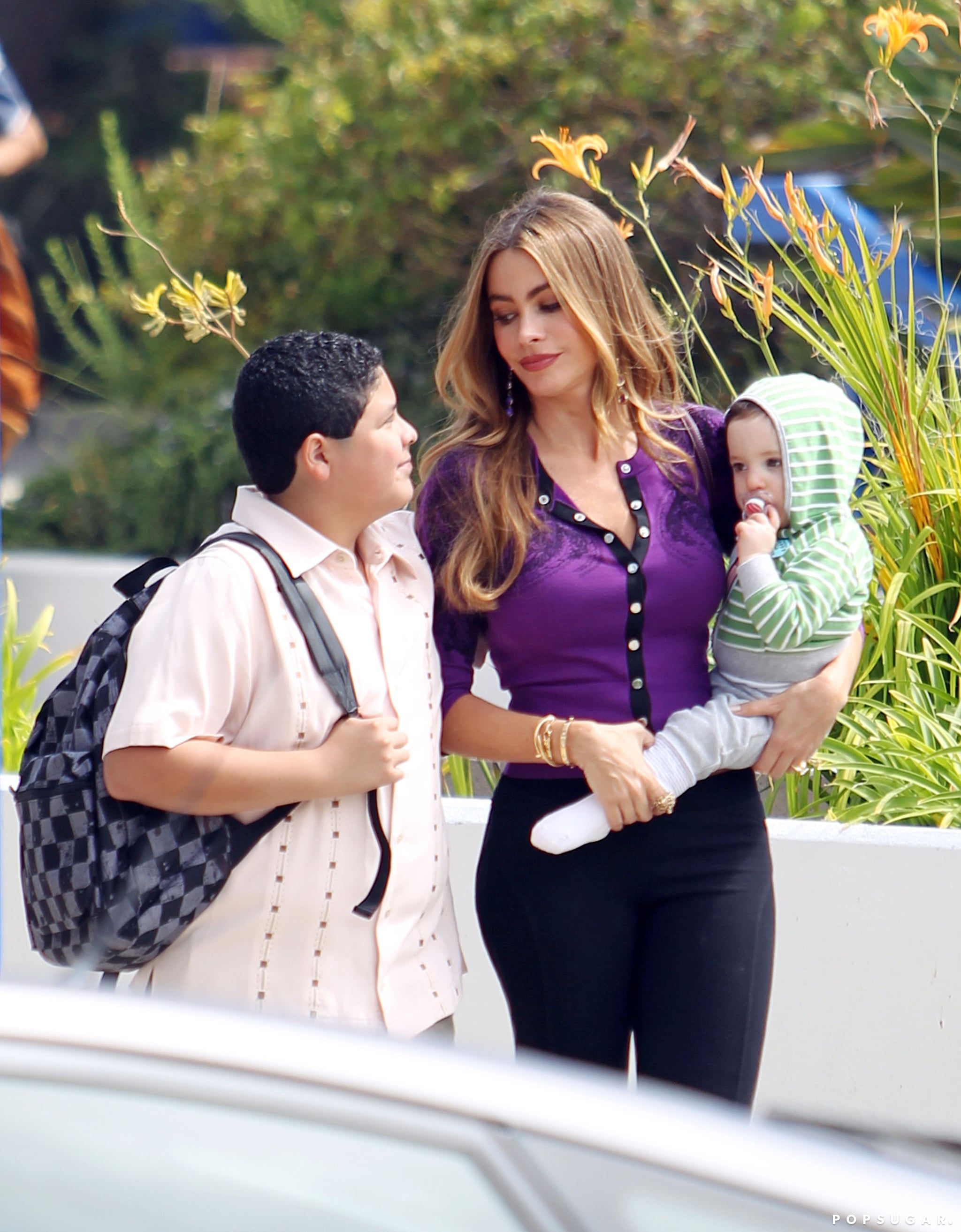 Modern Family Has to Be the Most Fun Set Ever
