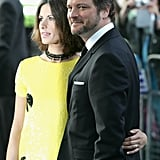 That's Amore! 20 Sweet Pictures of Colin Firth and His Wife, Livia