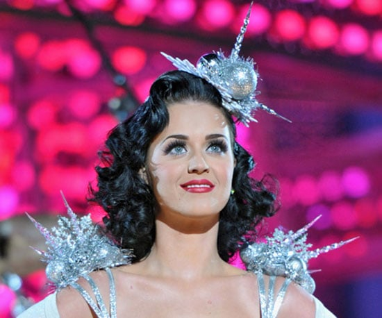 Get Festive New Holiday Hair Accesories Like Katy Perry S