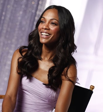 Zoe Saldana to Launch Avon Perfume 2010-01-12 11:00:02