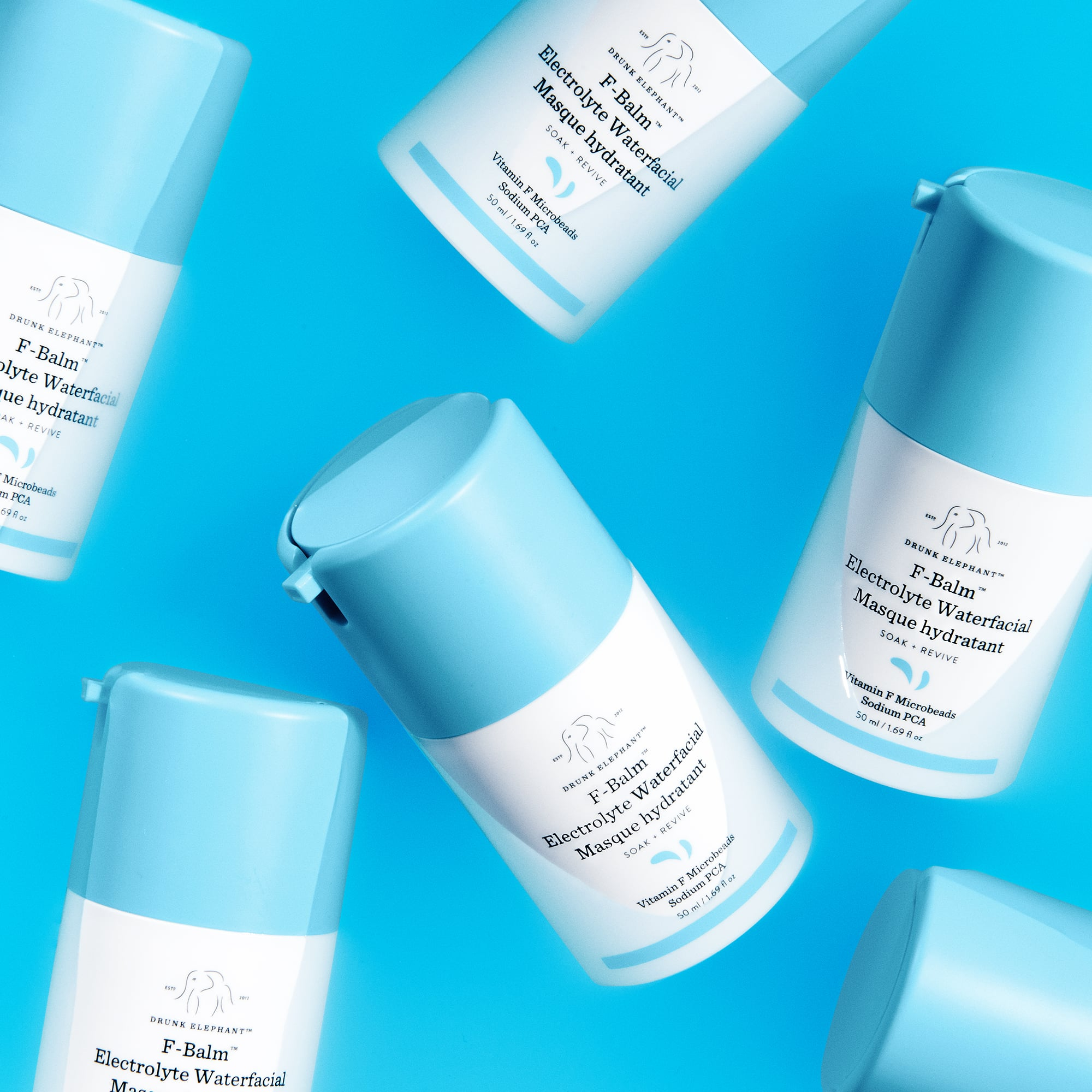 I Tried Drunk Elephant's New Hydrating Mask, and Now the Cold Doesn't Bother Me Anyway