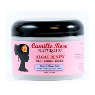 Camille Rose Algae Deep Conditioner Review