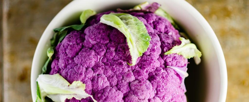 Why Is Purple Cauliflower Purple?