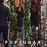 Gigi Hadid and Tyler Cameron Out in NYC With Serena Williams