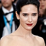 Jennifer Connelly looked stunning at the premiere of Once Upon A Time.