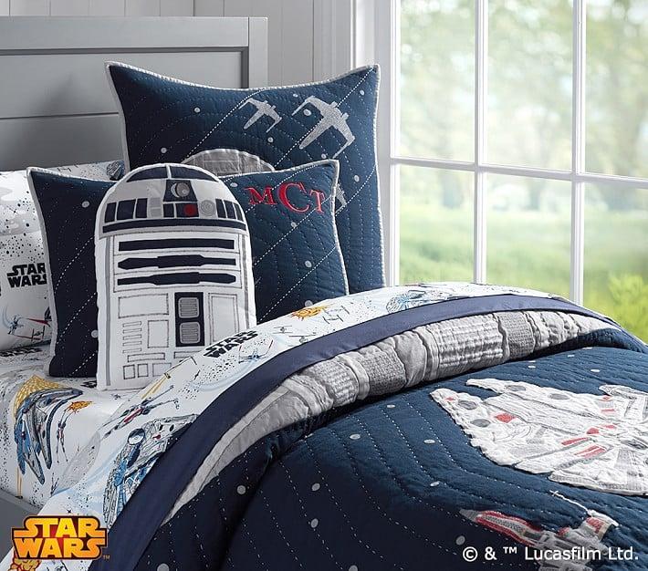 Star Wars Themed Kids Bedroom Popsugar Moms
