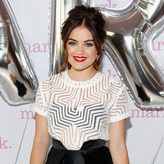 Lucy Hale Beauty Interview